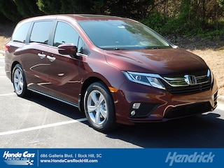 New 2019 Honda Odyssey EX-L Minivan 80068 for sale in Rock Hill, SC