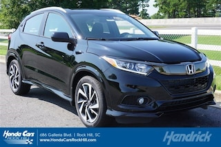 New 2019 Honda HR-V Sport 2WD CVT SUV 80141 for sale in Rock Hill, SC