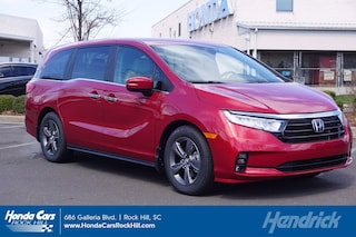 New 2022 Honda Odyssey EX Minivan for sale in Rock Hill, SC