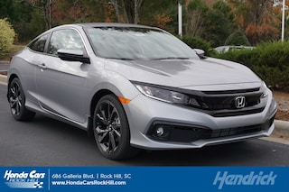 New 2019 Honda Civic Sport Coupe 81421 for sale in Rock Hill, SC