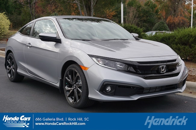 New 2019 Honda Civic Sport Coupe for sale in Rock Hill, SC