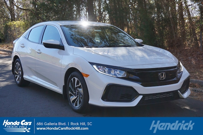 New 2019 Honda Civic LX Hatchback for sale in Rock Hill, SC