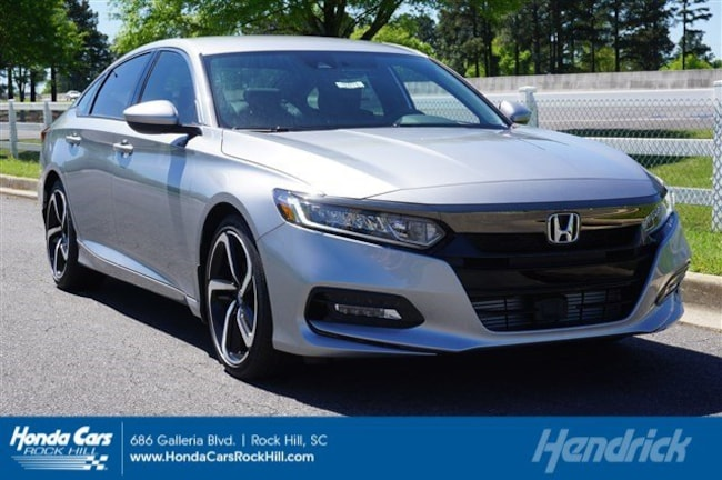 New 2019 Honda Accord Sport 1.5T Sedan for sale in Rock Hill, SC