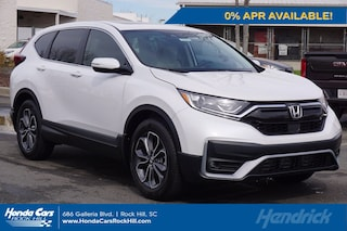 New 2021 Honda CR-V EX SUV for sale in Rock Hill, SC