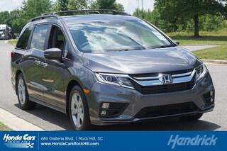 New 2019 Honda Odyssey EX-L Minivan 81043 for sale in Rock Hill, SC