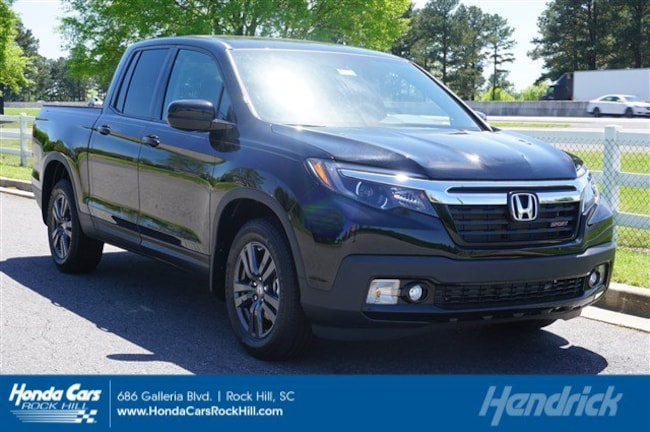 New 2019 Honda Ridgeline Sport Pickup for sale in Rock Hill, SC