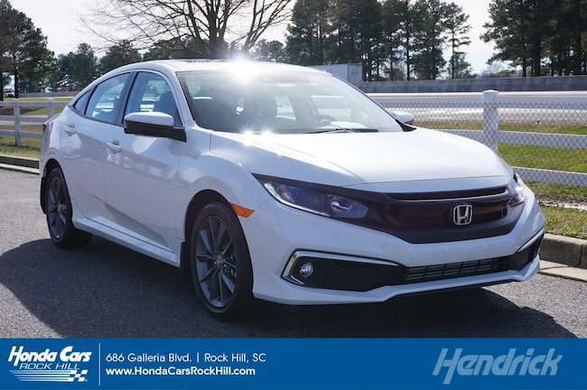 New 2019 Honda Civic EX-L Sedan for sale in Rock Hill, SC