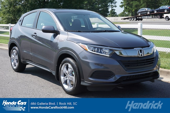 New 2019 Honda HR-V LX SUV for sale in Rock Hill, SC