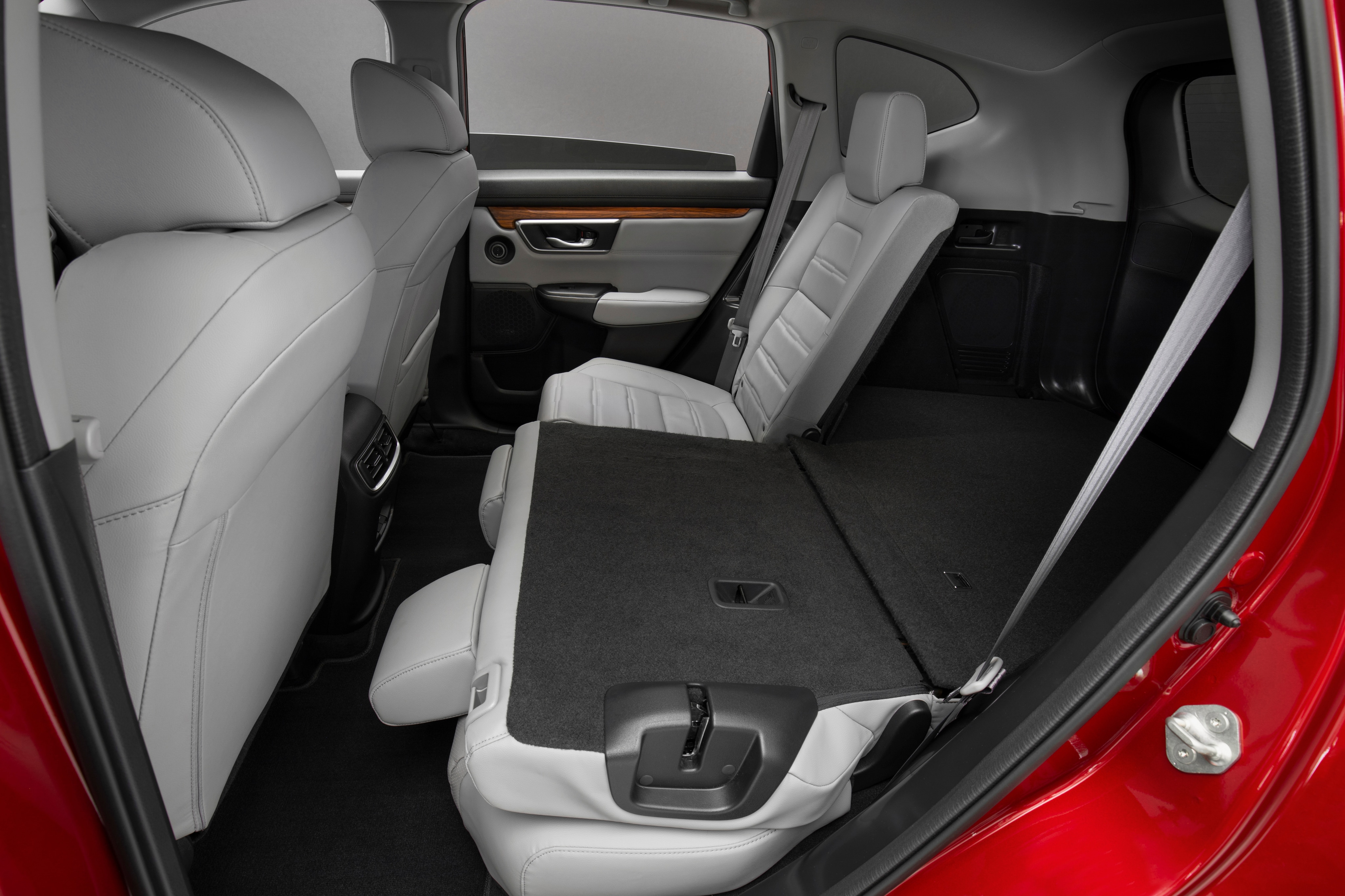 2020 Honda CR-V Hybrid Rear Seat