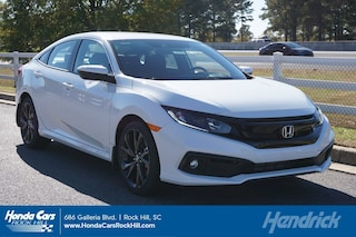 New 2019 Honda Civic Sport CVT Coupe 80308 for sale in Rock Hill, SC