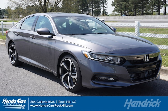 New 2019 Honda Accord Sport 2.0T Sedan for sale in Rock Hill, SC