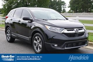 New 2019 Honda CR-V EX SUV 81207 for sale in Rock Hill, SC