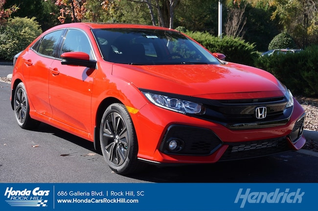 New 2019 Honda Civic EX Hatchback for sale in Rock Hill, SC