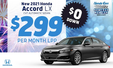 New Accord LPP Offer