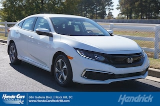 New 2019 Honda Civic LX Sedan 81419 for sale in Rock Hill, SC