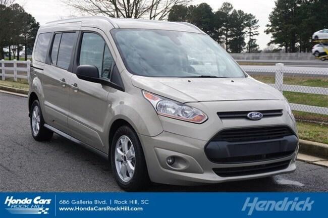 2016 Ford Transit Connect Wagon XLT Van