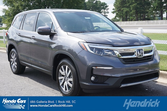 New 2019 Honda Pilot EX-L SUV for sale in Rock Hill, SC