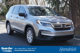 New 2019 Honda Pilot LX SUV 80767 for sale in Rock Hill, SC
