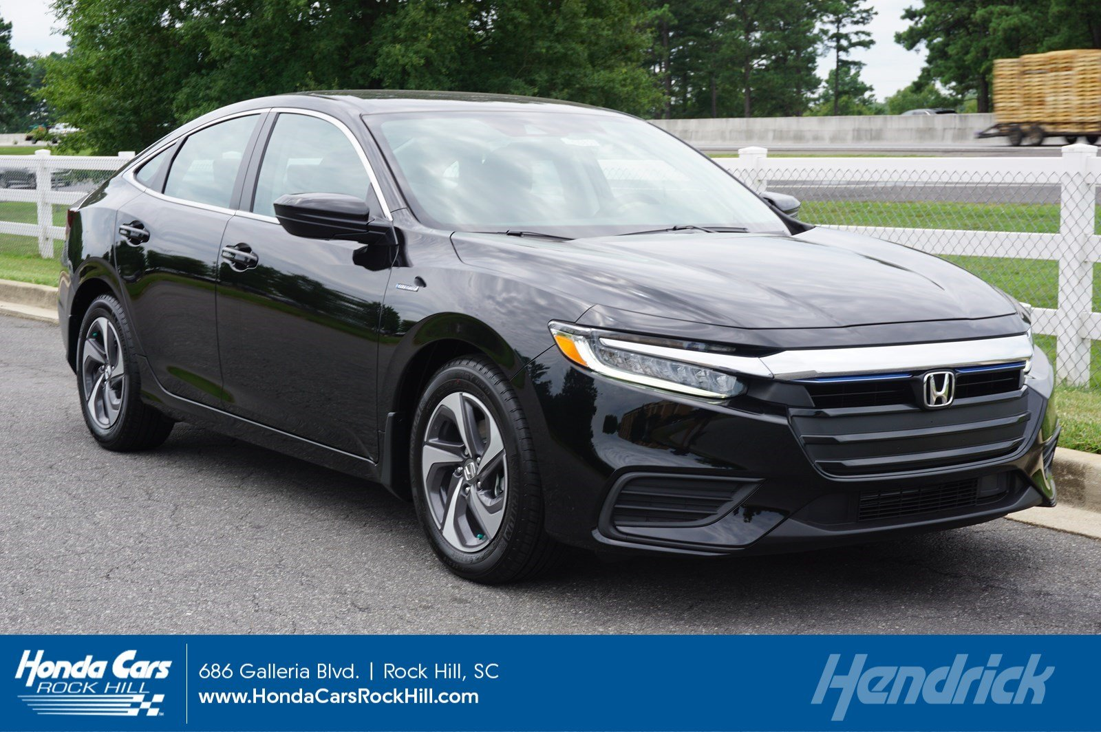 2019 Honda Insight Sedan