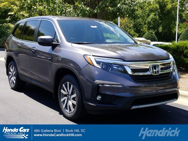 New 2019 Honda Pilot EX-L SUV for sale in Rock Hill, SC