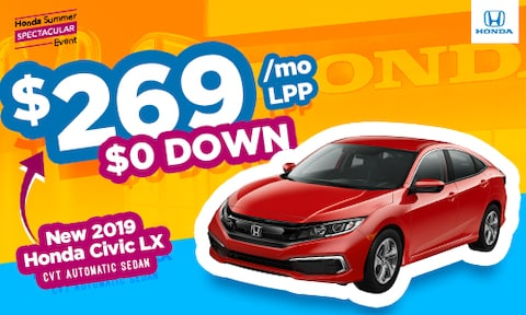2019 Honda Civic Special