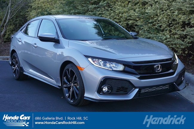 New 2019 Honda Civic Hatchback Sport Hatchback for sale in Rock Hill, SC