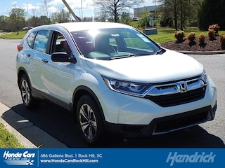 New 2019 Honda CR-V LX SUV 81349 for sale in Rock Hill, SC
