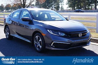 New 2019 Honda Civic LX Sedan 81640 for sale in Rock Hill, SC