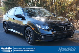 New 2019 Honda Civic Sport Sedan 81289 for sale in Rock Hill, SC