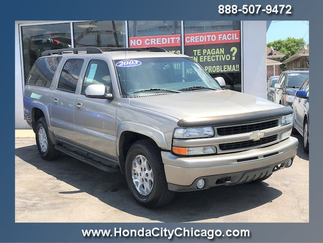 Used 2003 Chevrolet Suburban Z71 1500 4WD Z71 For Sale Chicago, IL