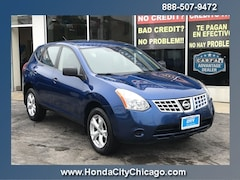 Chicago Used 2008 Nissan Rogue All-wheel Drive C13705A dealer - inventory