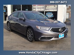 Chicago Used 2018 Acura TLX 2.4L 2.4L FWD dealer - inventory