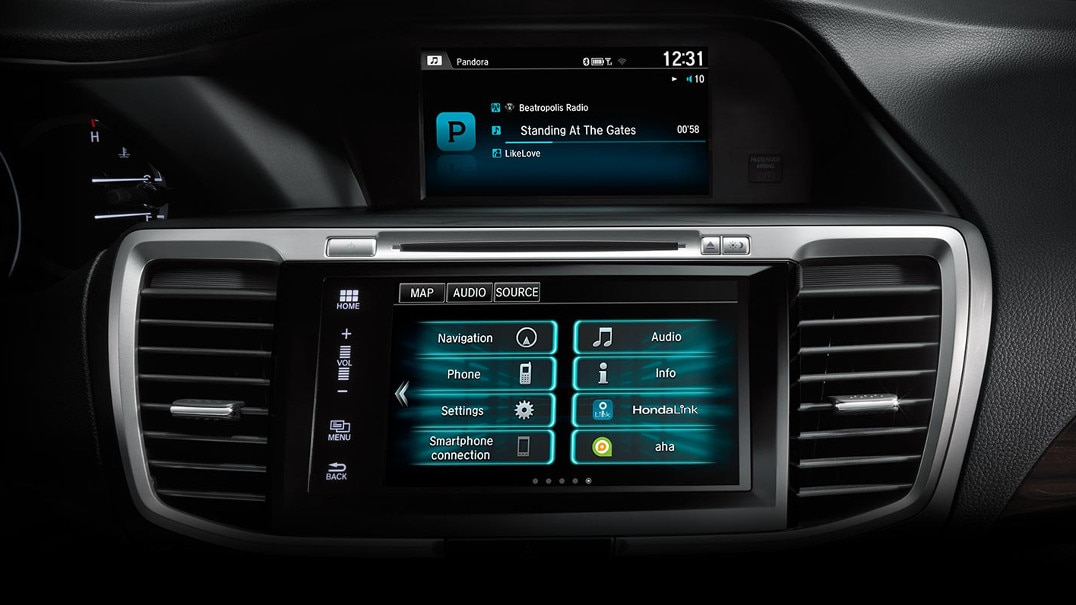 Display Audio with HondaLink