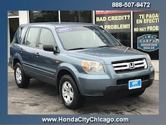 Chicago Used 2007 Honda Pilot 4x4 P4161 dealer - inventory