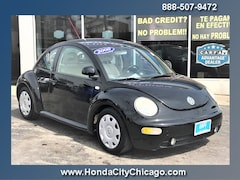 Chicago Used 2000 Volkswagen New Beetle Front-wheel Drive C13500A dealer - inventory