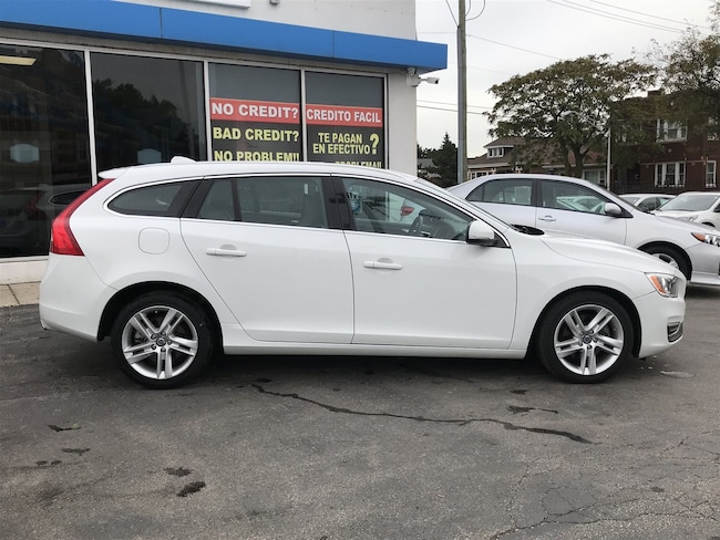Used Cars For Sale In Chicago >> Used 2015 Volvo V60 T5 Drive E Premier For Sale In Chicago Il