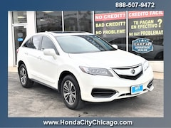 Chicago Used 2018 Acura RDX All-wheel Drive C13676A dealer - inventory