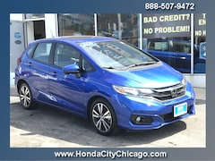 Chicago Used 2019 Honda Fit Front-wheel Drive C13674A dealer - inventory