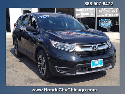 Featured Used 2019 Honda CR-V LX LX AWD for Sale near Orland Park, IL