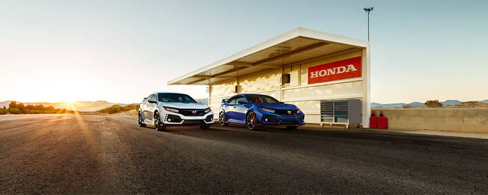 2019 Honda Civic Type R Models