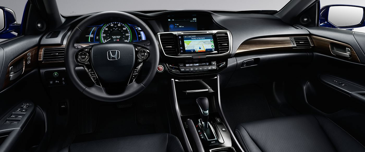 Honda Accord Hybrid Technology