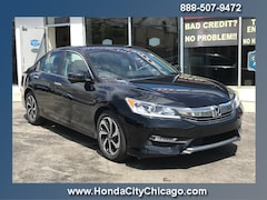 Chicago Used 2016 Honda Accord Sedan Front-wheel Drive P4155 dealer - inventory