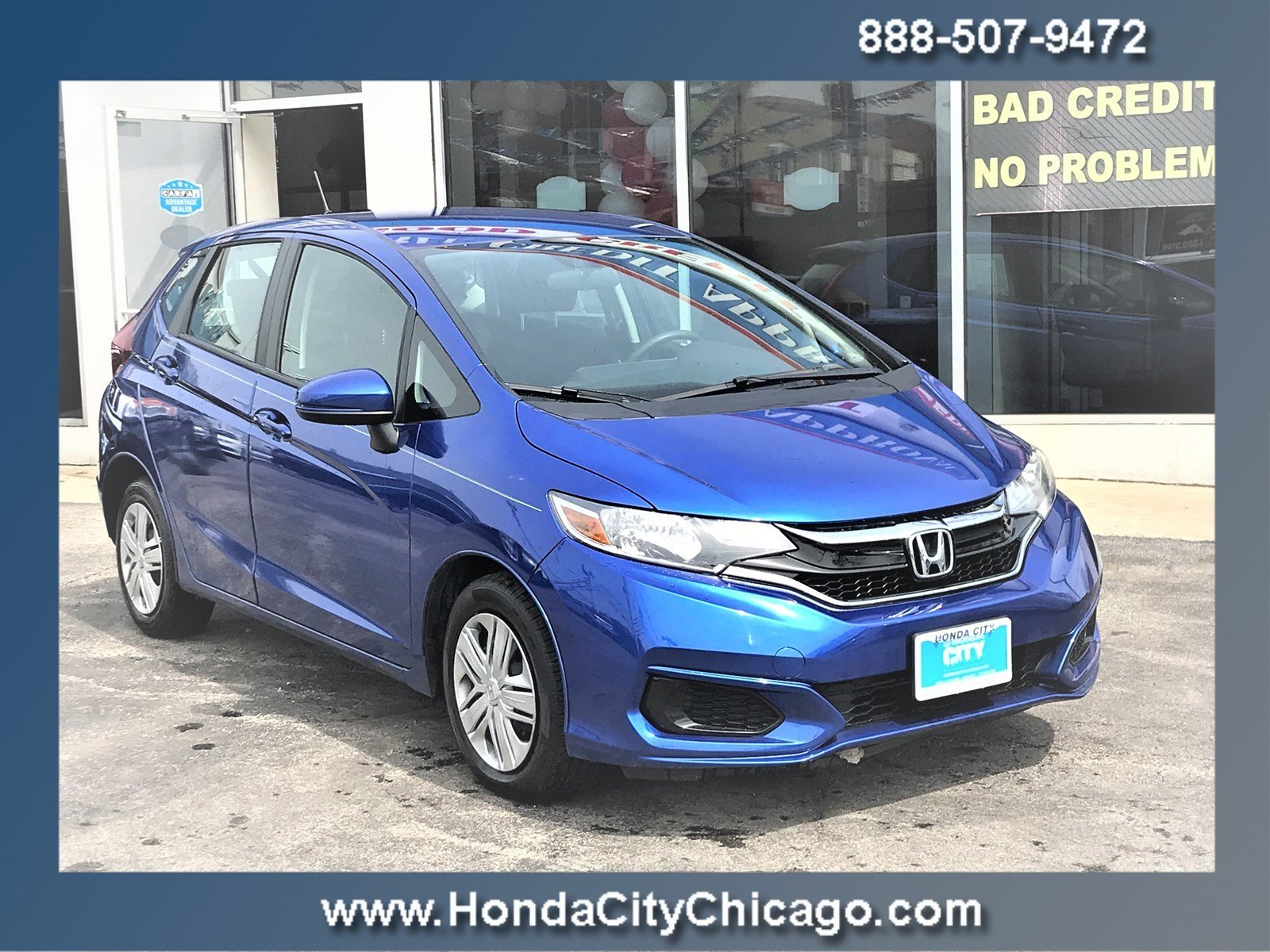 Used 2019 Honda Fit Lx In Chicago For Sale P4053