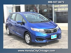 Chicago Used 2019 Honda Fit Front-wheel Drive P4053 dealer - inventory