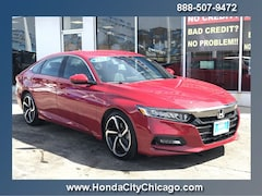 Chicago Used 2018 Honda Accord Sedan Front-wheel Drive P4048 dealer - inventory
