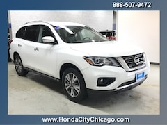 Chicago Used 2019 Nissan Pathfinder 4x4 P4077 dealer - inventory