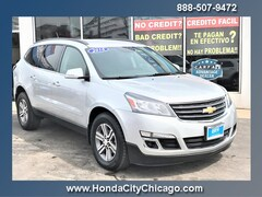Chicago Used 2016 Chevrolet Traverse Front-wheel Drive P4056 dealer - inventory