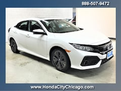 Chicago Used 2017 Honda Civic Hatchback Front-wheel Drive P4018 dealer - inventory