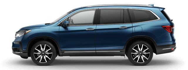 2019 Honda Pilot Elite Trim