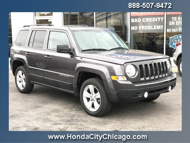 used 2015 jeep patriot latitude for sale in chicago, il | near